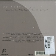 Back View : Of Norway - ACCRETION (CD) - Connaisseur / CNS019CD