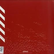 Back View : Markus Suckut - THREE TRIPS (180 GRAM , WHITE VINYL ) - Mosaic / Mosaicred 02