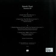 Back View : Satoshi Fumi - ESSENTIAL EP - UNKNOWN Season / USJS-006
