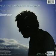 Back View : Lucas Arruda ft. Leon Ware - MELT THE NIGHT - Favorite / fvr111