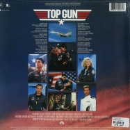 Back View : Various Artists - TOP GUN O.S.T. (LP) - Sony Music / 88875120971