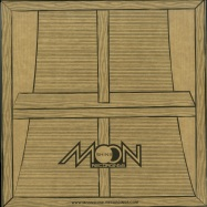 Back View : D-Operation Drop - LIBERATION EP (180G VINYL) - Moonshine Recordings / MS035