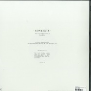 Back View : Oscar Mulero - PATTERN SERIES 4 REMIXES PART 2 EP - Warm Up / WU50-B
