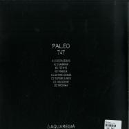 Back View : 747 - PALEO (2X12) - Aquaregia Records / AQR010