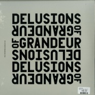Back View : Austin Ato - ELLA / PUTTING IT IN MY WAY - Delusions Of Grandeur / DOG68