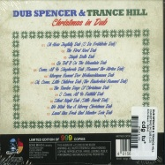 Back View : Dub Spencer & Trance Hill - CHRISTMAS IN DUB (CD) - Echo Beach / 168542