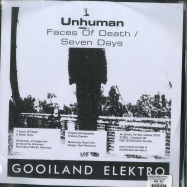 Back View : Roberto Auser / Unhuman - UNHUMAN / ROBERTO AUSER - Gooiland Elektro / GOOILAND039