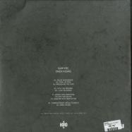 Back View : Sam KDC - OMEN RISING (2LP, COLOURED) - HORO / HOROEX28