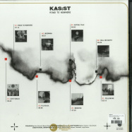 Back View : Kas:st - ROAD TO NOWHERE (2LP + MP3) - Flyance Records / FLYLP001