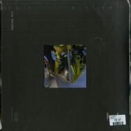 Back View : Lee Gamble - EXHAUST (CLEAR VINYL) - Hyperdub / HDB127 / 00137025