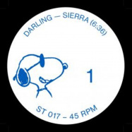 Back View : Darling & Ben Penn - SPLIT 01 - Safe Trip / ST017