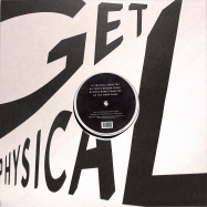 Back View : Samim - HEATER (REMIXES) - Get Physical / GPM557