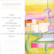 Back View : Legowelt - SECRETS AFTER DREAMS (LP) - Mystic and Quantum / SW001