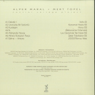 Back View : Alper Maral & Mert Topel - CONTROL VOLTAGE PROJECT (LP) - Mustesna Records / MSTSN002