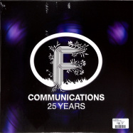 Back View : St Germain - FRENCH TRAXX EP - F Communications / 267WO37133