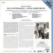 Back View : Ella Fitzgerald & Louis Armstrong - ELLA & LOUIS (+BONUS CD) - Groove Replica / 77014 / 9656001