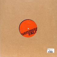 Back View : Seuil - THE UNRELEASED VOLUME1 - EKLO / EKLO042