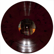 Back View : W1B0 - HERE TO FORE EP (COLOURED VINYL) - Discos Atonicos / DATO07