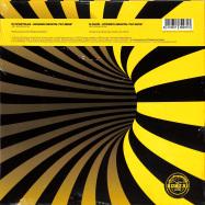 Back View : Innertales / Oudja - ODYSSEE / AMAZONE (10 INCH REPRESS) - Bonzai Classics / BCV2020008