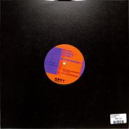 Back View : Ryan James Ford - SIX STAIR EP - Savy / SAVY001