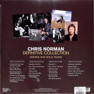 Back View : Chris Norman - DEFINITIVE COLLECTION (LTD COLOURED 180G 2LP) - Edel Records / 0215404EME