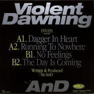 Back View : AnD - VIOLENT DAWNING - Involve Records / inv031
