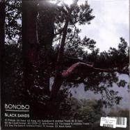 Back View : Bonobo - BLACK SANDS (LTD RED 2LP + MP3) - Ninja Tune / ZEN140X