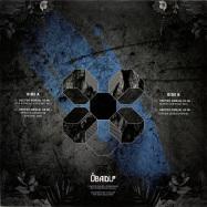 Back View : Hector Moran, He Mi - BURUKA (INCL. SUBLEE RMX) - Obaidli Records / OBD002