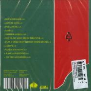 Back View : Okyerema Asante - DRUM MACHINE (CD) - Strut / STRUT247CD / 05212822