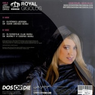 Back View : Royal Gigolos - GIRLS JUST WANNA DANCE - Dos Or Die / us058