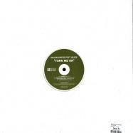 Back View : Blackcoffee feat Bucie - TURN ME ON - Gogo Music / GOGO033