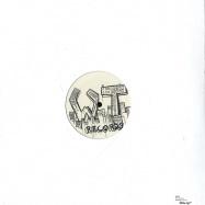 Back View : Hunee - Tour de Force - WT Records / WT002