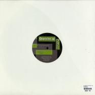 Back View : The Advent vs A. Pauli / Ryuji Takeuchi - OPPOSITES EP - Analogmode008