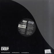 Back View : Master-H ft. Geoffrey Secco - STABS CALL EP (CHRISTIAN PROMMER REMIX) - Komplex De Deep / KDD010