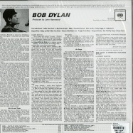 Back View : Bob Dylan - BOB DYLAN (LP) - Music On Vinyl / movlp239