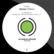 Back View : Alexey Volkov - PLAYGROUND - Planete Rouge / PLR1103