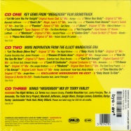 Back View : Various Artists , compiled by Terry Farley - WEEKENDER - 3 CD - Harmless / hurtxcd113