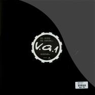 Back View : Various Artists - V.A.1 (VINYL ONLY) - Subotnik / Sub007