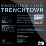 MESSAGES FROM TRENCHTOWN (LP)