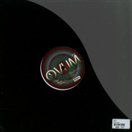 Back View : Djulz - DIVE EP - Ovum / OVM237
