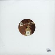 Back View : Pablo Inzuza - CONVENIENCE EP (BUTANE REMIX) - Alphahouse / Alpha34