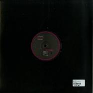 Back View : Nick Curly - PERPETUO EP (180G VINYL) - 8 Bit / 8Bit109