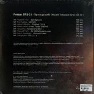 Back View : Heinrich Mueller The Exaltics - PRESENTS PROJECT STS31 SPIRALGALAXIE (LP) - Solar One Music / SOM040