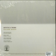 Back View : Mystica Tribe - ISLAND OASIS (TRANSPARENT RED COLOURED 2X12 INCH LP, 140 G VINYL - Silent Season Canada / SSDB 01