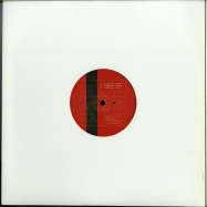 Back View : Dragutesku - HIPNOZA EP (180G VINYL) - Modeight / MODEIGHT003