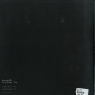 Back View : Kamran Sadeghi - VESSEL - Sensoramic / SNS 003