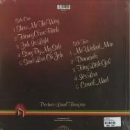 Back View : Al Campbell - DIAMONDS (180G LP) - Burning Sounds / BSRLP947