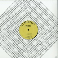 Back View : DJ Milton - TRAX-4-DAZE - Chiwax Classic Edition / CCE031