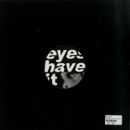 Back View : Isolated Lines - SHELTER EP - 30D Records - Eyes Have It / 30DEYES-001