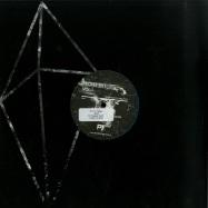 Back View : Various Artists - PROPER BITS VOL. 1 (COLOURED 180G VINYL) - Proper Techno Tunes / PTT003